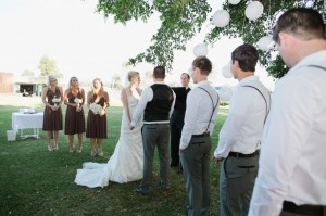 Northshore Riverside wedding with Celebrant Jamie Eastgate